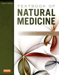 cover image - Textbook of Natural Medicine - Elsevier eBook on VitalSource,4th Edition