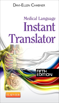 cover image - Medical Language Instant Translator - Elsevier eBook on VitalSource,5th Edition