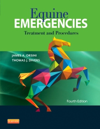 cover image - Equine Emergencies - Elsevier eBook on VitalSource,4th Edition