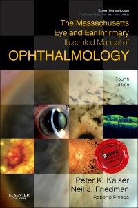 cover image - The Massachusetts Eye and Ear Infirmary Illustrated Manual of Ophthalmology,4th Edition