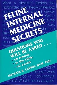 cover image - Feline Internal Medicine Secrets
