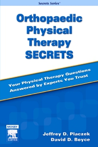 cover image - Orthopaedic Physical Therapy Secrets,2nd Edition