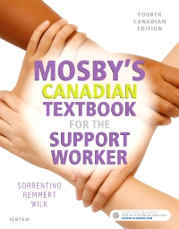cover image - Mosby's Canadian Textbook for the Support Worker - Elsevier eBook on VitalSource,4th Edition