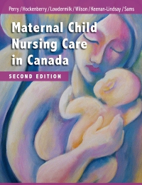 cover image - Maternal Child Nursing Care in Canada - Elsevier eBook on VitalSource,2nd Edition