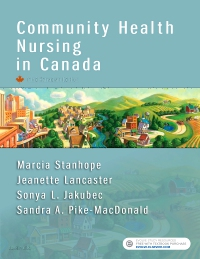cover image - Community Health Nursing in Canada - Elsevier eBook on VitalSource,3rd Edition
