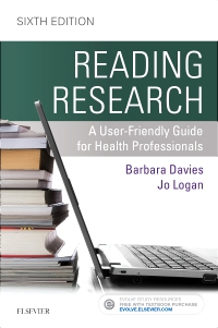 cover image - Evolve Resources for Reading Research,6th Edition