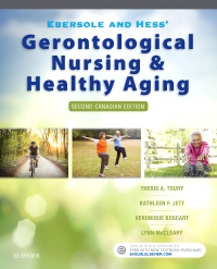 cover image - Ebersole and Hess' Gerontological Nursing and Healthy Aging in Canada - Elsevier eBook on VitalSource,2nd Edition