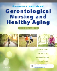 cover image - Evolve Resources for Ebersole and Hess' Gerontological Nursing and Healthy Aging, Canadian Edition,2nd Edition