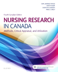 cover image - Evolve Resources for Nursing Research in Canada,4th Edition