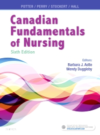 cover image - Canadian Fundamentals of Nursing,6th Edition