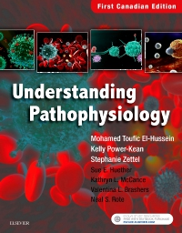 cover image - Evolve Resources for Understanding Pathophysiology, Canadian Edition