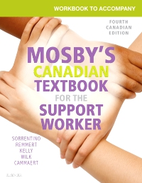 cover image - Evolve Workbook to Accompany Mosby's Canadian Textbook for the Support Worker,4th Edition