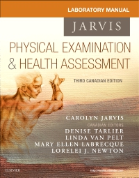 cover image - Laboratory Manual for Physical Examination and Health Assessment, Canadian Edition - Elsevier eBook on VitalSource,3rd Edition