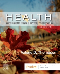 cover image - Health and Health Care Delivery in Canada,3rd Edition