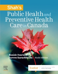 cover image - Evolve Resources for Shah's Public Health and Preventive Health Care in Canada,6th Edition