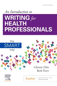 cover image - An Introduction to Writing for Health Professionals - Elsevier eBook on VitalSource,4th Edition