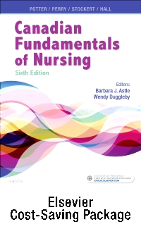 cover image - Canadian Fundamentals of Nursing + Nursing Skills Online 4.0 Package,6th Edition