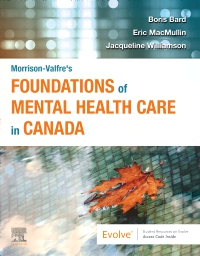 cover image - Evolve Resources for Morrison-Valfre's Foundations of Mental Health Care in Canada, 1e