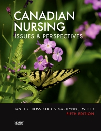 cover image - Canadian Nursing,5th Edition
