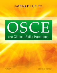 cover image - OSCE and Clinical Skills Handbook,2nd Edition