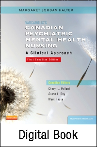 cover image - Varcarolis's Canadian Psychiatric Mental Health Nursing, Canadian Edition - Elsevier eBook on VitalSource