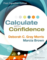 cover image - Evolve Resources for Calculate with Confidence, Canadian Edition