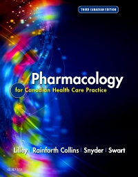 cover image - Evolve Resources for Pharmacology for Canadian Health Care Practice,3rd Edition