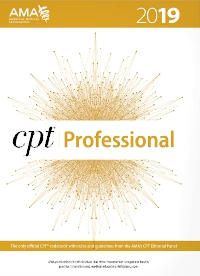 cover image - PART - Current Procedural Terminology (CPT) 2019 Professional Edition
