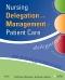 Nursing Delegation and Management of Patient Care- Elsevier eBook on VitalSource