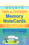 Mosby's Fluids & Electrolytes Memory NoteCards, 2nd Edition