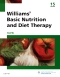 Evolve Resources for Williams' Basic Nutrition and Diet Therapy, 15th Edition