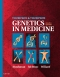 Thompson & Thompson Genetics in Medicine Elsevier eBook on VitalSource, 8th Edition