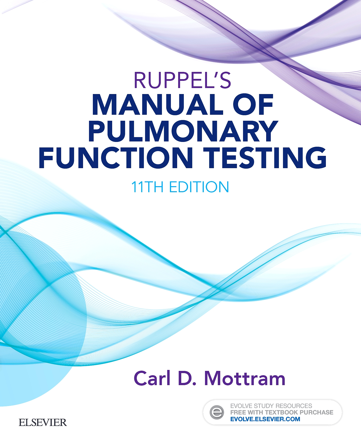 Evolve Resources for Ruppel's Manual of Pulmonary Function Testing, 11th Edition