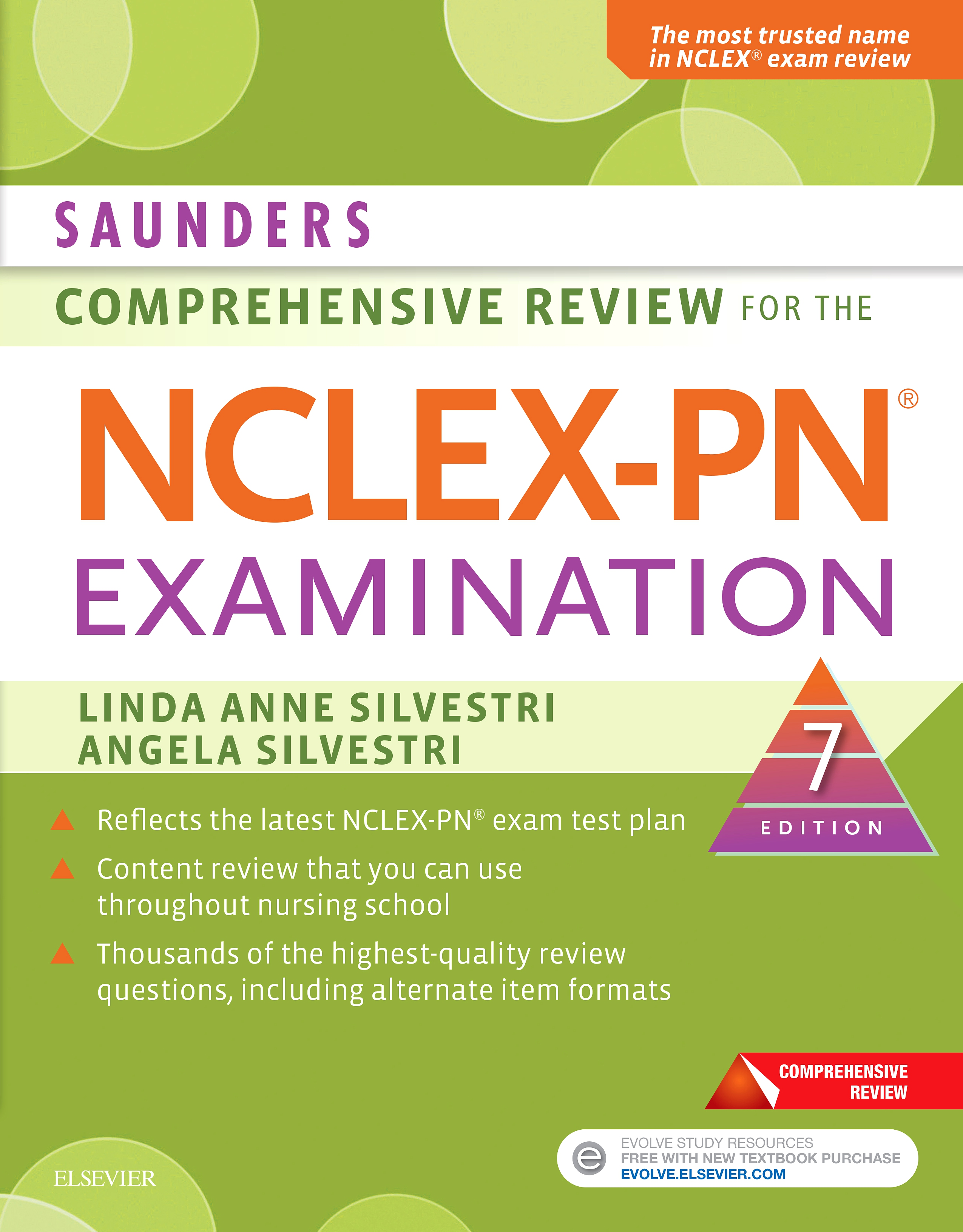 Evolve Resources for Saunders Comprehensive Review for the NCLEX-PN Examination, 7th Edition