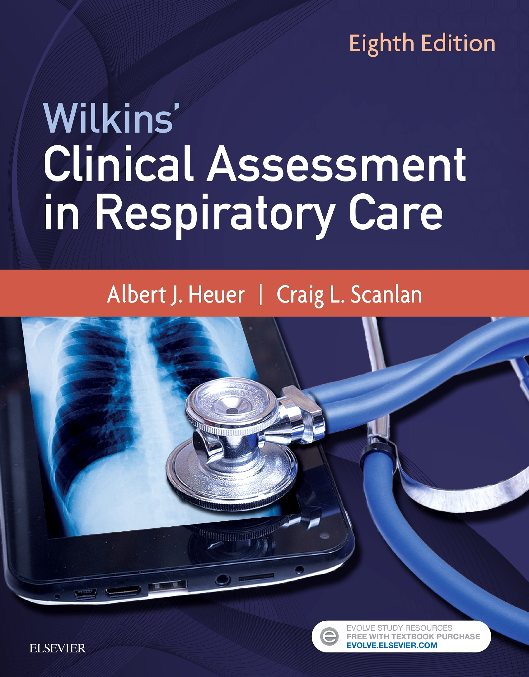 Evolve Resources for Wilkins' Clinical Assessment in Respiratory Care, 8th Edition