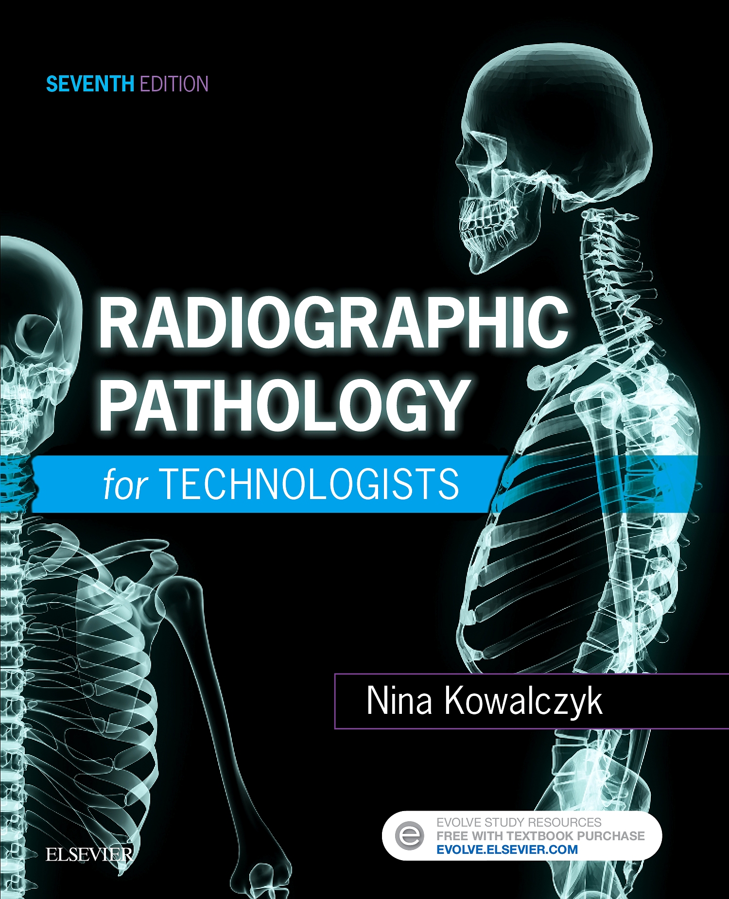 Evolve Resources for Radiographic Pathology for Technologists, 7th Edition