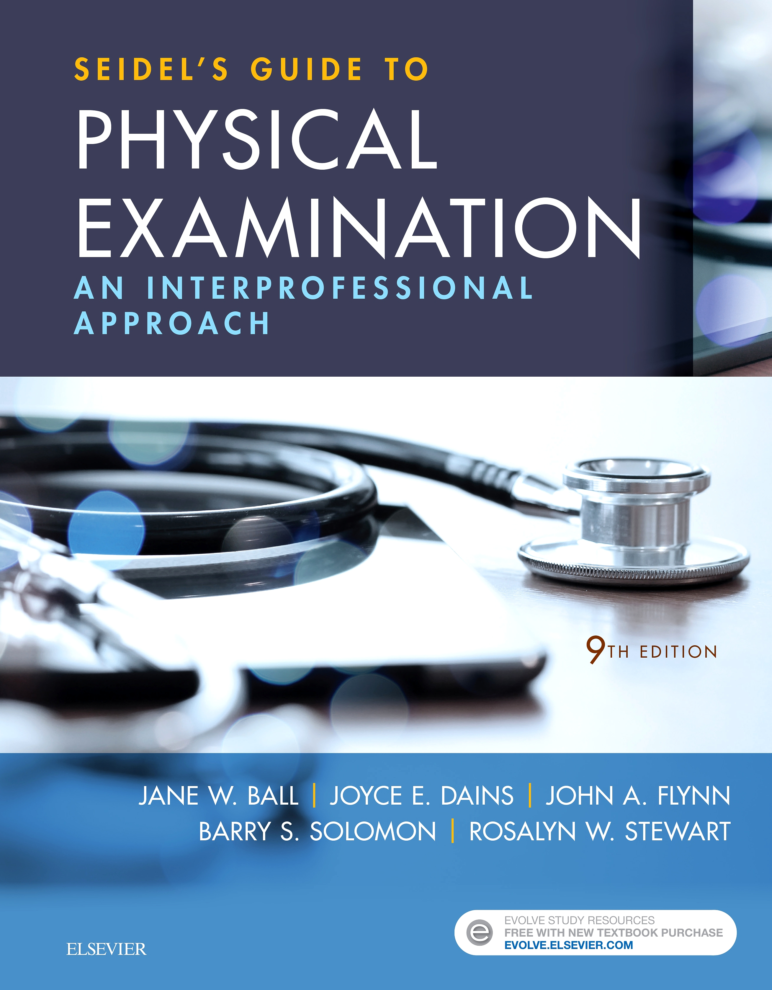 Evolve Resources for Seidel's Guide to Physical Examination, 9th Edition
