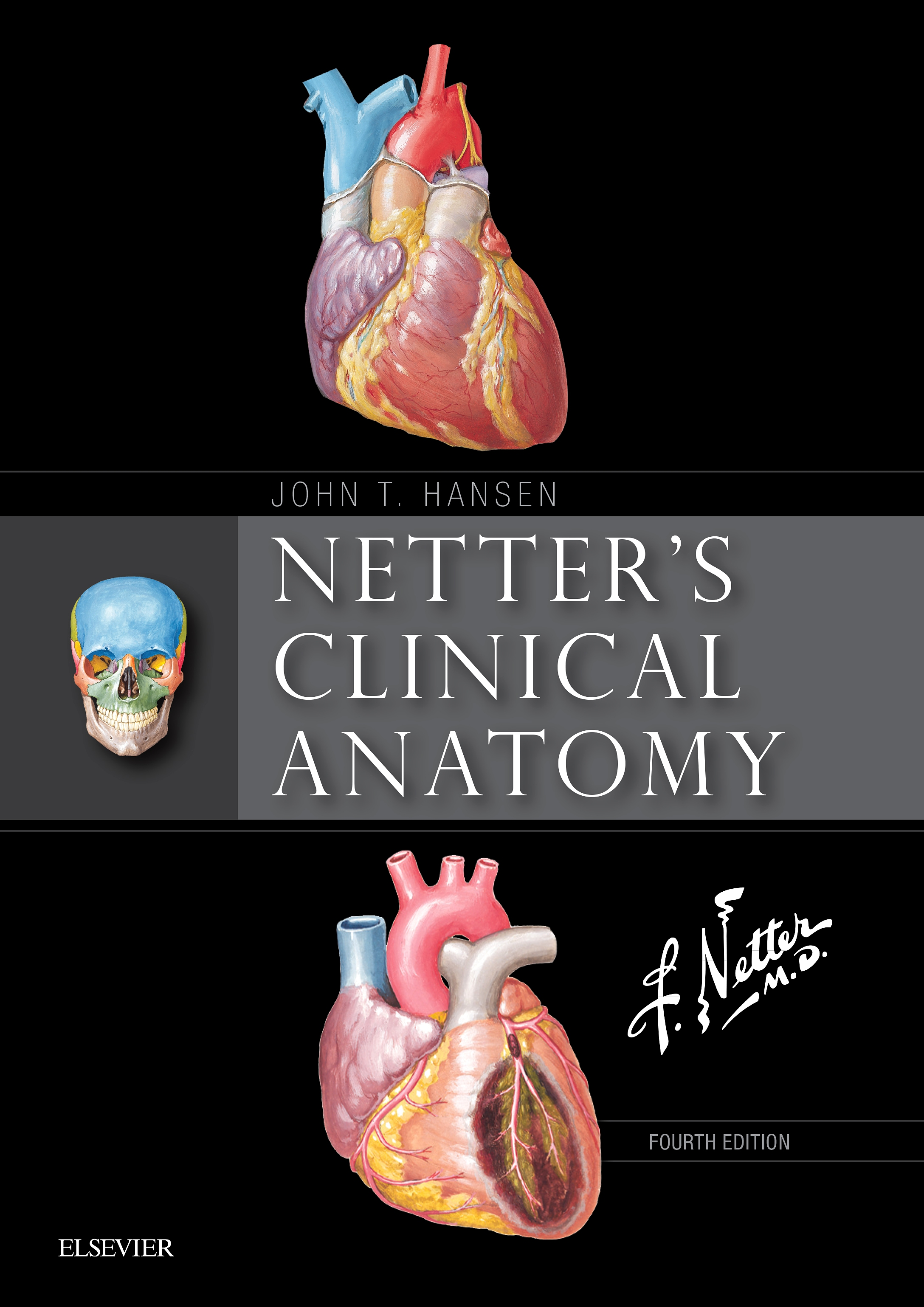 Evolve Resources for Netter's Clinical Anatomy, 4th Edition
