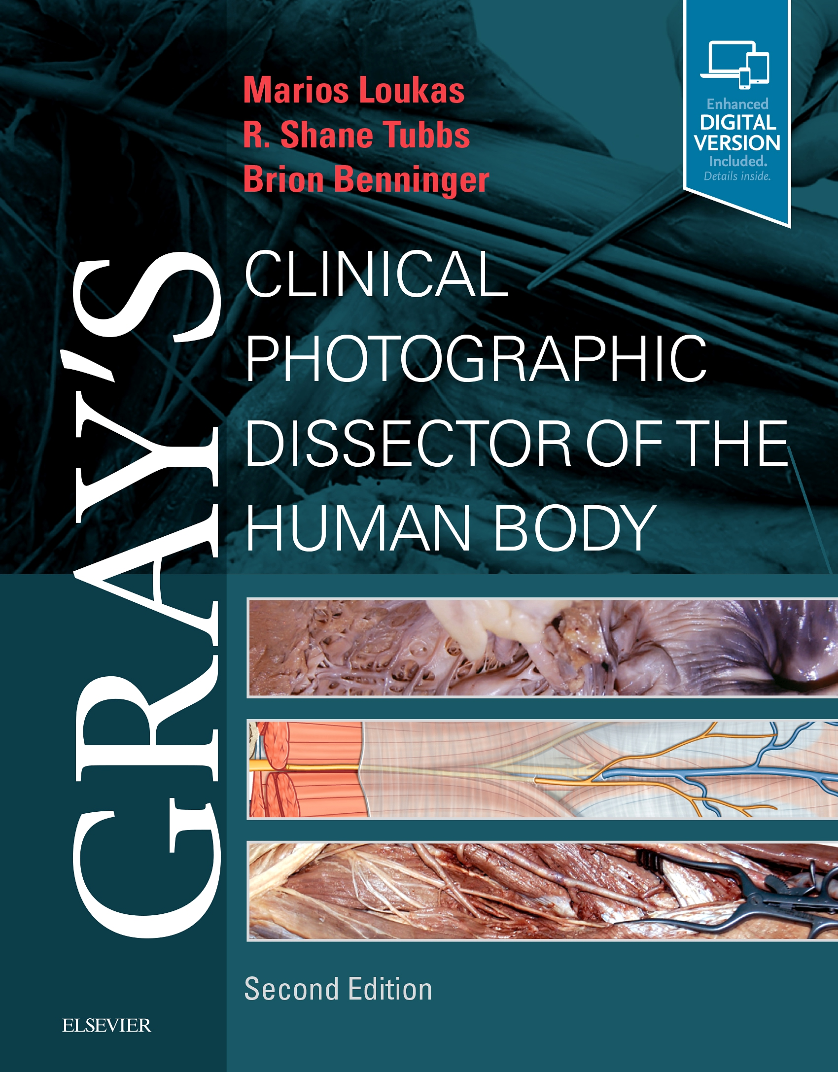 Evolve Resources for Gray's Clinical Photographic Dissector of the Human Body, 2nd Edition