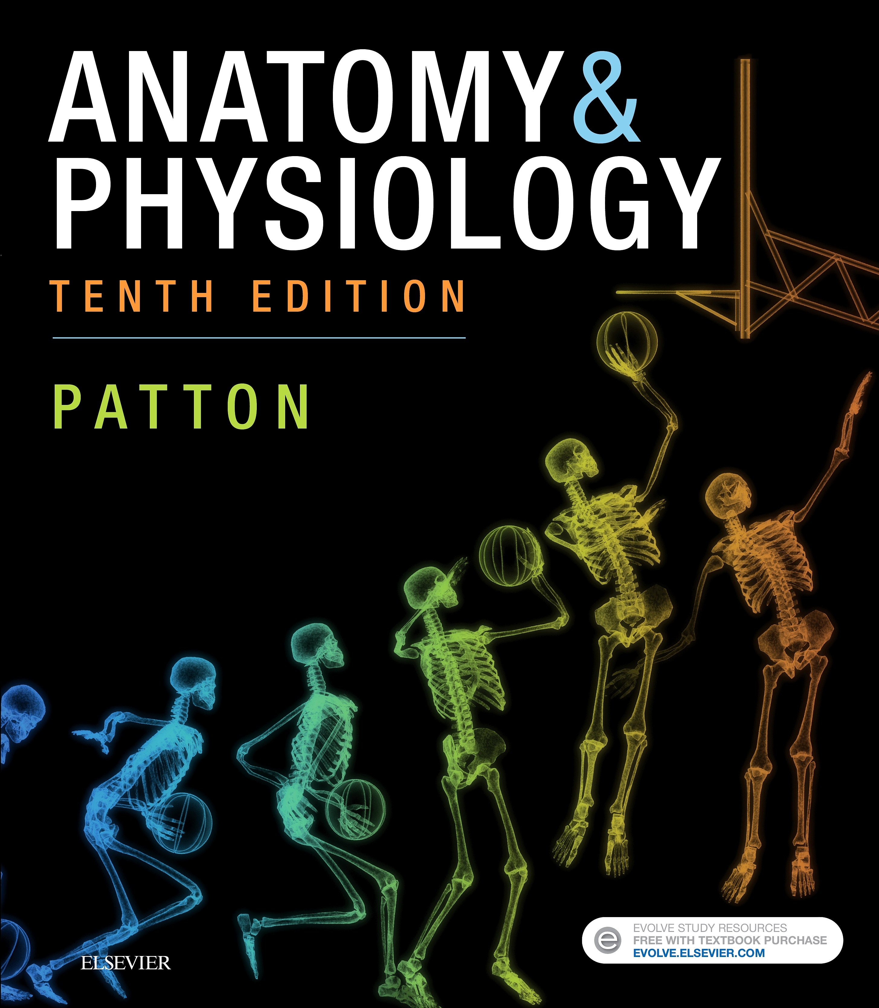 Evolve Resources for Anatomy & Physiology, 10th Edition