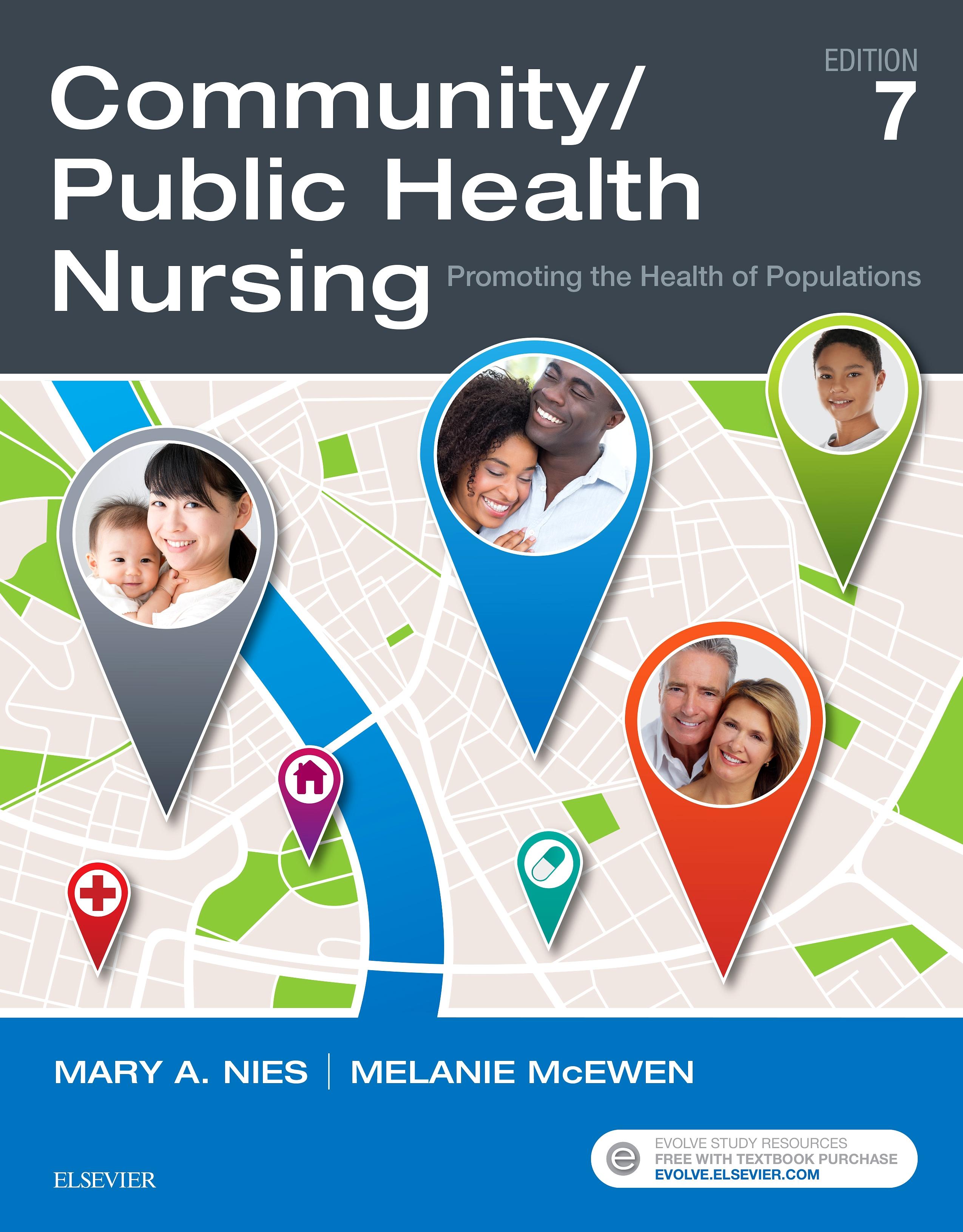 Evolve Resources for Community/Public Health Nursing, 7th Edition