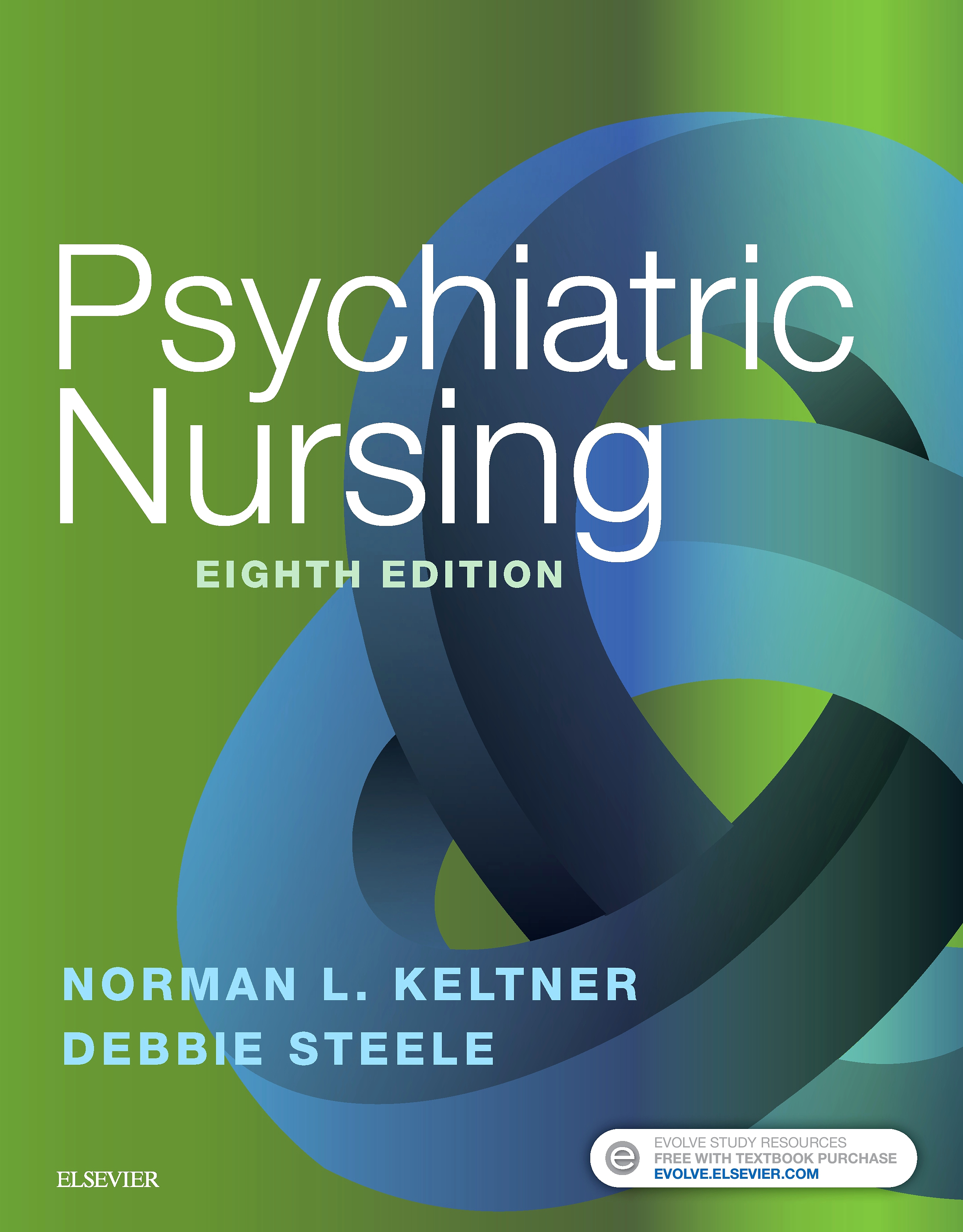 Evolve Resources for Psychiatric Nursing, 8th Edition