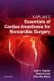 Evolve Resources for Essentials of Cardiac Anesthesia for Noncardiac Surgery