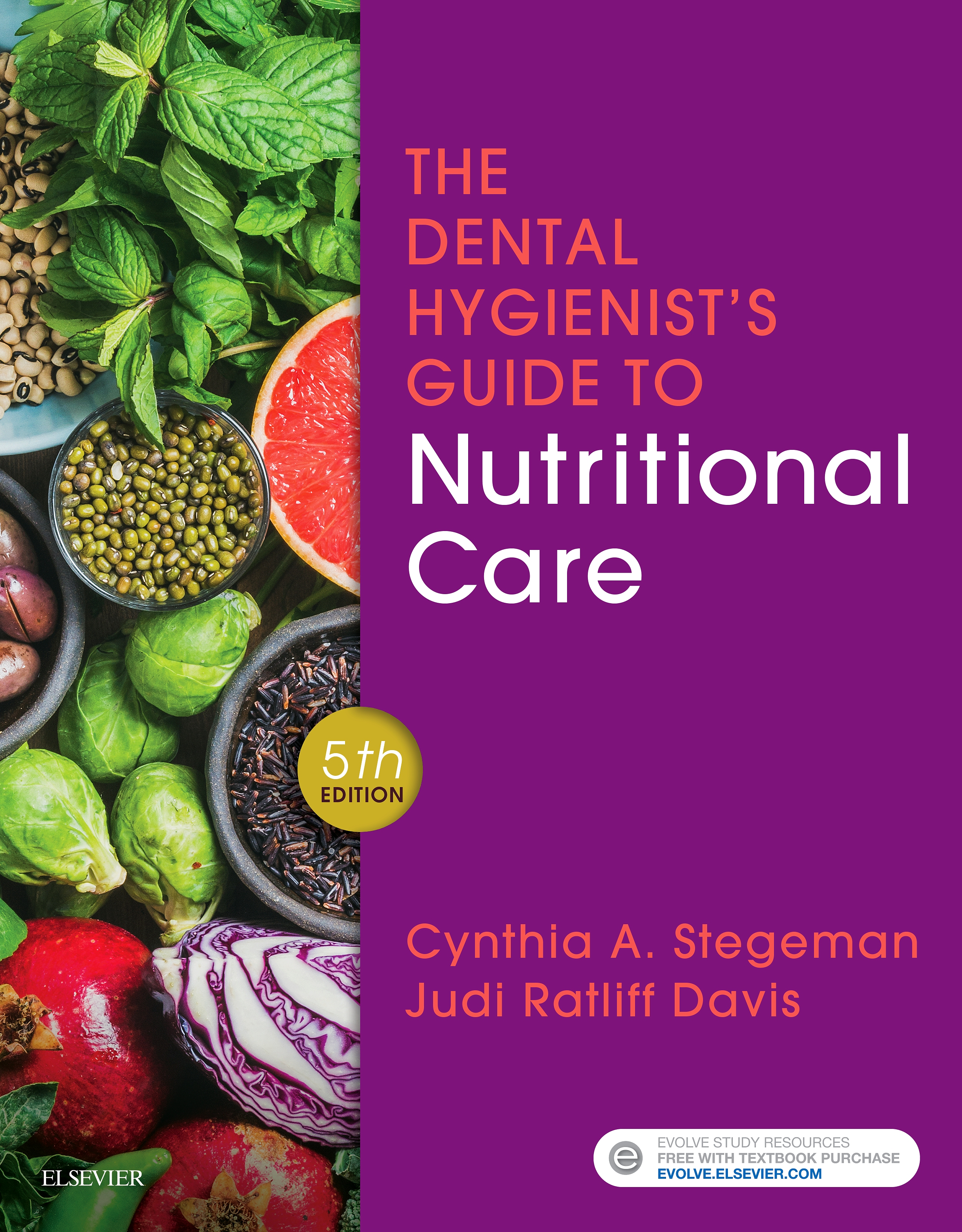 Evolve Resources for The Dental Hygienist's Guide to Nutritional Care, 5th Edition