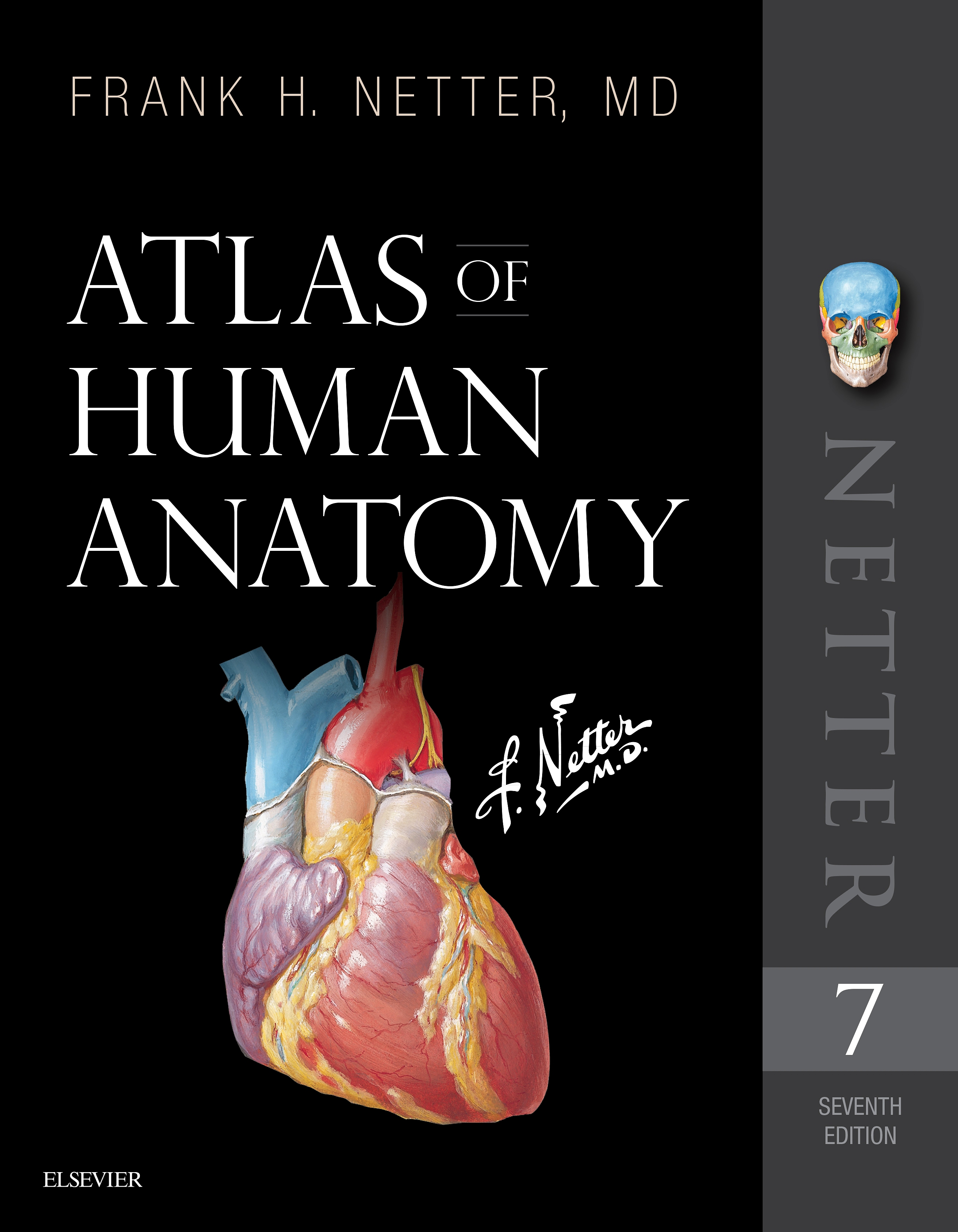 Evolve Resources for Atlas of Human Anatomy, 7th Edition
