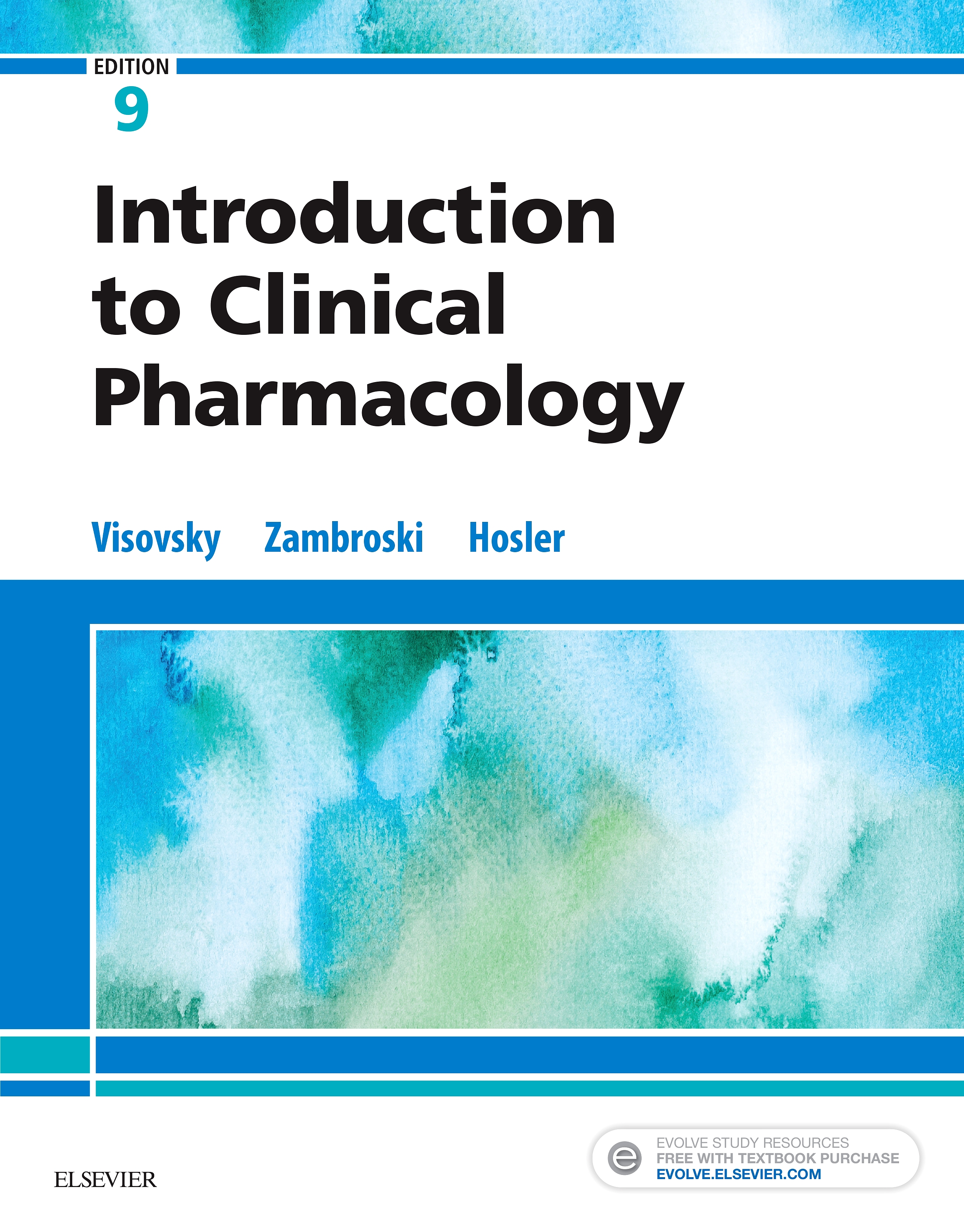 Evolve Resources for Introduction to Clinical Pharmacology, 9th Edition