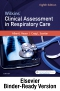 Wilkins' Clinical Assessment in Respiratory Care - Binder Ready, 8th Edition