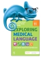 Elsevier Adaptive Learning for Exploring Medical Language, 11th Edition