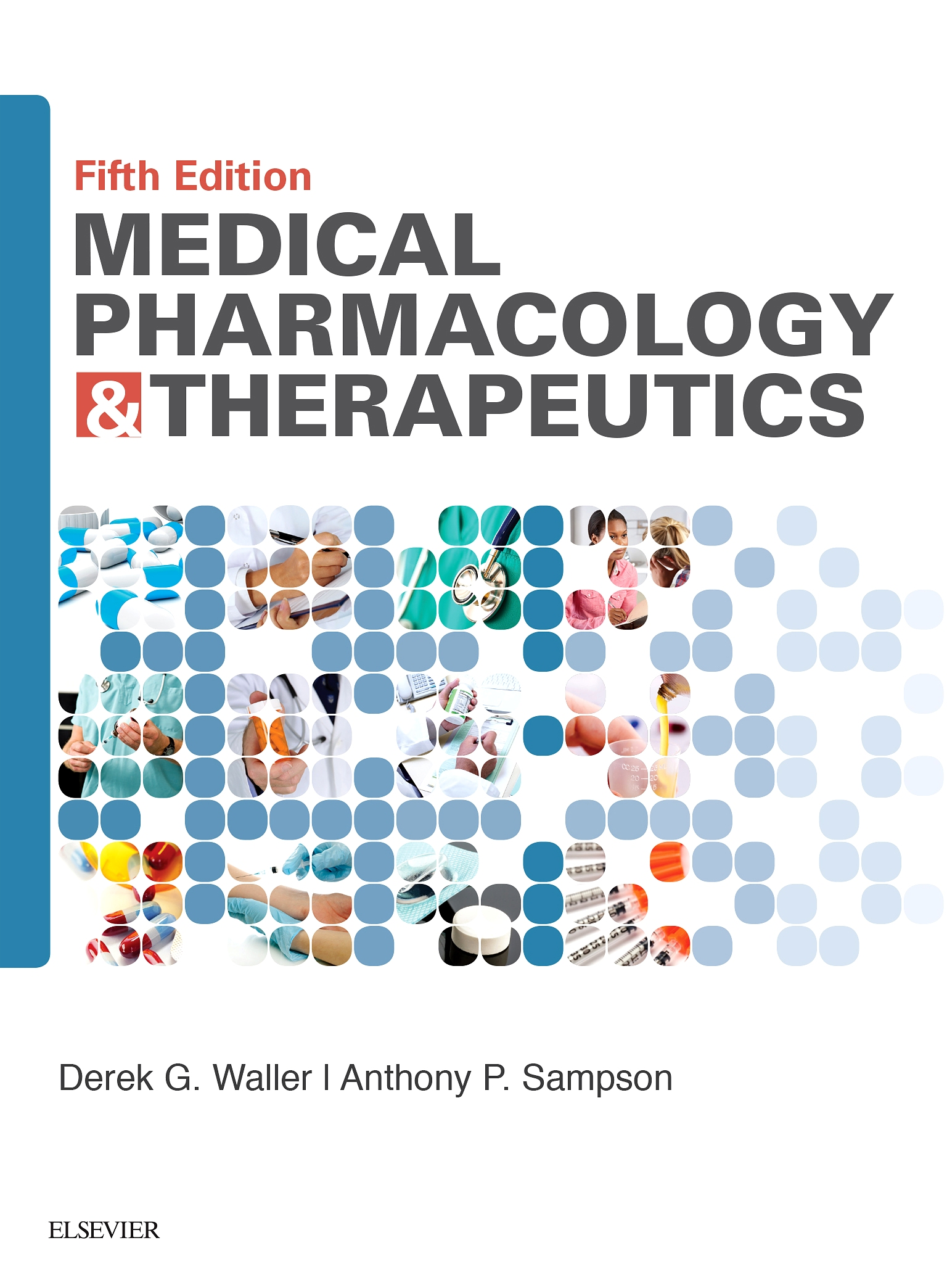 Evolve Resource for Medical Pharmacology & Therapeutics, 5th Edition