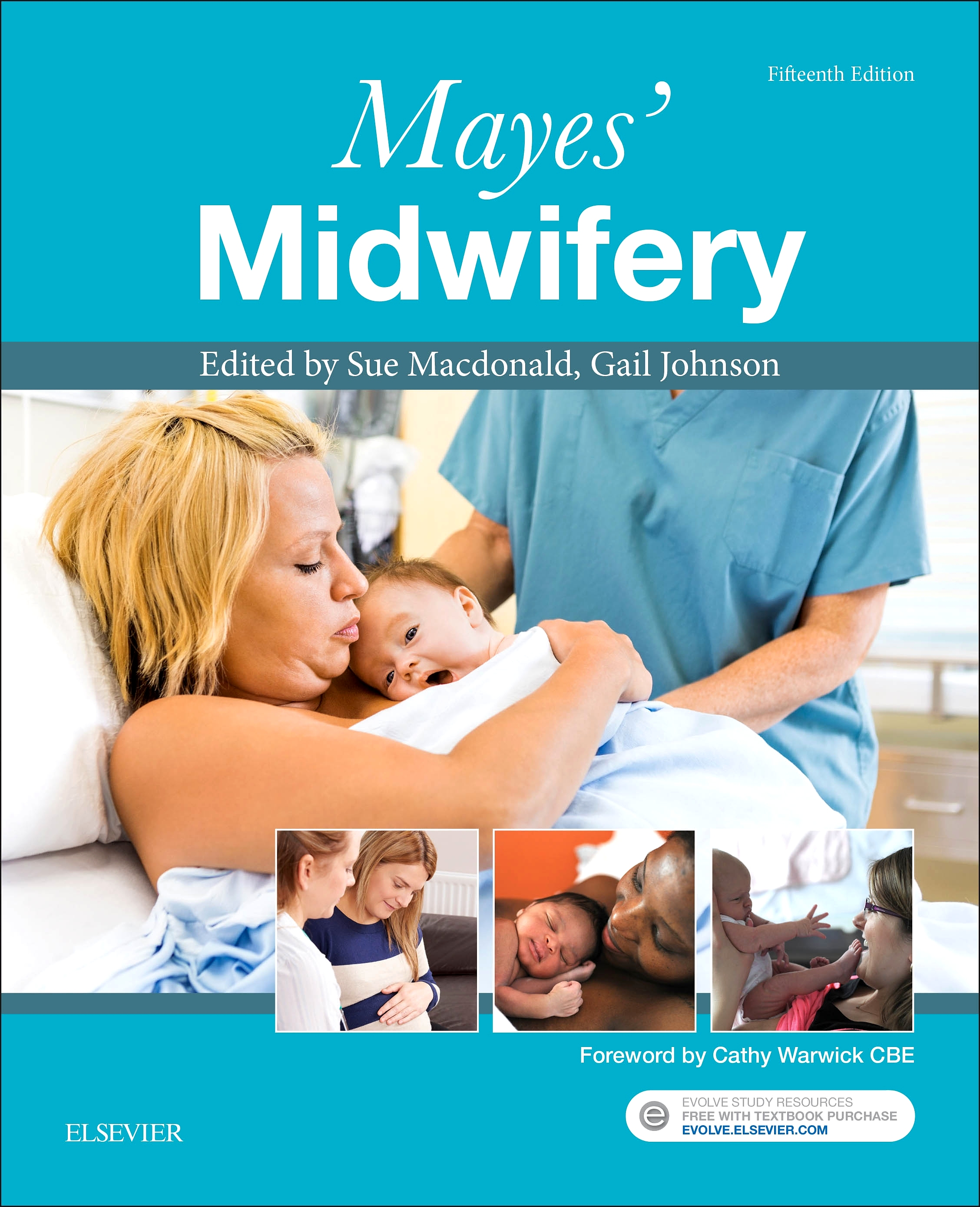 Evolve Resources for Mayes' Midwifery, 15th Edition